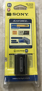 Sony NP-FH70 Rechargeable Battery InfoLITHIUM Handycam ActiForce ⭐NEW⭐SHIPS FREE