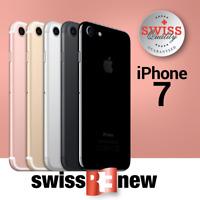 iPhone 7 32Gb  Noir Débloqué  + Livraison Offerte + Garantie 12 Mois - Grade B