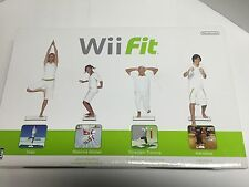 Wii Fit Nintendo Wii Balance Board, The Biggest Loser, Wii Fit, Instructions (+)