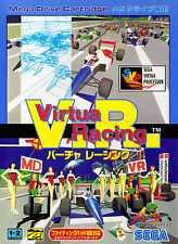 # Sega Mega Drive-Virtua Racing-Top (jap/jp) #