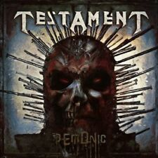 TESTAMENT - DEMONIC   CD NEUF