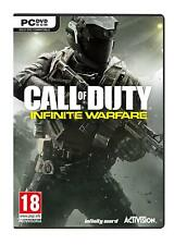 Call of Duty Infinite Warfare - Standard Edition ( PC ) NUOVO edizione italiana
