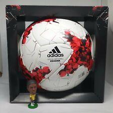 Adidas Krasava Official Match Football Ball (Omb), Size 5, Az3183, with box