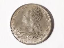 Modern Museum SOUVENIR COPIE 1731 Roi George II, médaille par Jean DASSIER #MM12