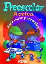 Preescolar Activa Para Jugar Y Aprender/Preschool Activity Kit for Play and
