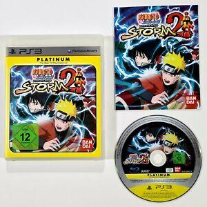 SONY PlayStation 3 Spiel NARUTO SHIPPUDEN ULTIMATE NINJA STORM 2 dt Bandai/Anime