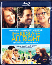 The Kids Are All Right  (Blu-ray Disc, 2010) New Free Shipping