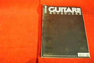 GUITARE ET CLAVIERS N°177 - SEPTEMBRE 1996