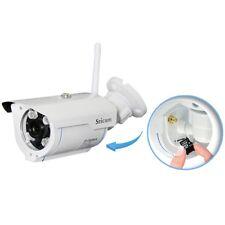 Sricam SP007 Bullet Outdoor HD Camera 720P WIFI Connection TF IP 65° FOV Camera