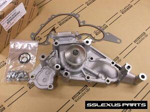 Lexus GX470 (2003-2009) OEM Genuine WATER PUMP 16100-09201