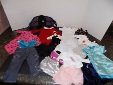 Large Group Lot american girl doll clothes see pics