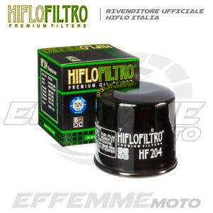 Filtro olio YAMAHA YZF-R6 600 2006-2007 / 2008-2009 HIFLO HF204