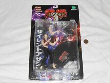 "NEW Tekken 3 NINA WILLIAMS 1/10 Scale Action Figure 6"" Toy character teken ninna"