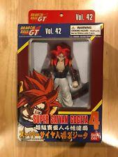 Dragon Ball Gt Super Saiyan Gogeta 4 Bandai Toei Action Figure