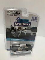 GREENLIGHT JAKE & ELWOOD'S BLUESMOBILE THE BLUES BROTHERS 1/64 44710-C