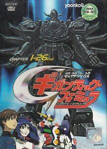 Kishin Taisen Gigantic Formula (Vol. 1~26 End) English Sub _ Anime DVD _Region 0