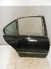 Tür BMW E39 Bj.1995-2000 hinten rechts Schwarz 2