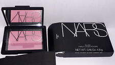 NARS Blush 4.8g Angelika - Cool Pink With Gold And Silver Sparkle (Full Size)