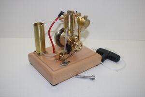 Neuer M18 Gasoline engine