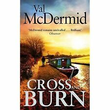 Val McDermid Cross And Burn Paperback Tony Hill