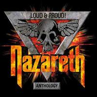 "Nazareth : Loud & Proud!: Anthology VINYL 12"" Album 2 discs (2018) ***NEW***"
