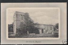 Lincolnshire Postcard - Old Church, Skegness    RS142