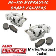 ALKO HYDRAULIC BRAKE CALIPERS ALKO MARINE BOAT TRAILER/CARAVAN DACROMET