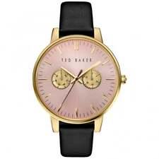 TE10030749 Ted Baker Ladies' Liz Gold Plated Calendar Watch