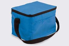Kühltasche Kühlbox Isoliertasche Kühlkorb Thermotasche 15 x 20 x 16 cm blau