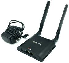 Cradlepoint IBR650E-VZ Compact Cellular Router Modem 3G EVDO Verizon (w/Adapter)