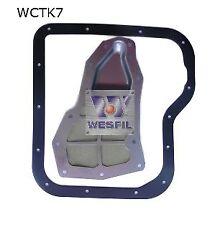 WESFIL Transmission Filter FOR Ford ECONOVAN 1997-2000 4N71B WCTK7