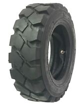 One New Zeemax HD 28x9-15 8.15-15 /14TT Forklift Tire w/ Tube Flap Rim Guard