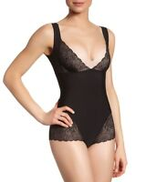 Simone Perele BLACK Top Model Medium Control Bodysuit, US 3