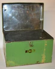 More details for vintage a garrison product british cake tin box 1940's - free postage-pl-1942 r