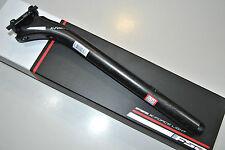 FSA K-Force Di2 SB-25 Carbone Tige de selle 27.2 x 350 mm 25 mm revers noir 228 g
