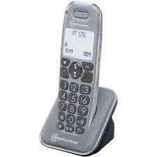 amplicomms PowerTel 1701 Großtastentelefon Seniorentelefon DECT