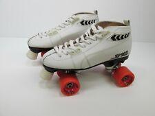 Womens Roller Skates Size 8 Vintage SP 205 Pacer White