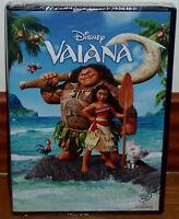VAIANA MOANA CLASICO DISNEY Nº 58 DVD NUEVO PRECINTADO ANIMACION (SIN ABRIR) R2