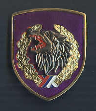 SERBIA - JSO Special Operations UNIT Army - Red Berets BADGE - Beautiful Replica