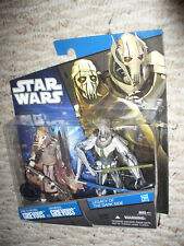 Star Wars Legacy of the Dark Side TRU Ex. 2 Pack Pre-Cyborg & General Grievous