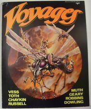 VOYAGES 1 NAUTILUS DREAM TPB COMIC VESS CHAYKIN RUSSELL AUSTIN BRUNNER 1983 FN-