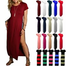 Women's Long Sleeve Maxi with Cap Sleeve Dresses