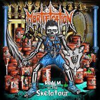 MORTIFICATION - REALM OF THE SKELATAUR (*NEW-CD, 2015) Xian Thrash Death Metal