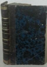 Livres anciens et de collection xixème Voltaire, sur littérature