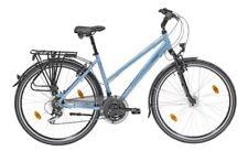 Zündapp Alu- Trekking Damenrad 28 zoll, Silver, wie NEU mit Garantie 1 1/2 Jahre