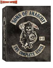 Sons of Anarchy Complete Series DVD Blu-ray TV Series Samcro SOA Reaper Crew