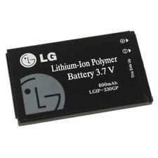 GENUINE LG LGIP-330GP BATTERY FOR LG  KS360 KT520 KF300 KM380 GM210  | 800mAh