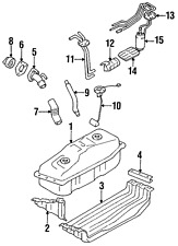 Genuine Mount Bracket 23206-35250 #13 in Diagram