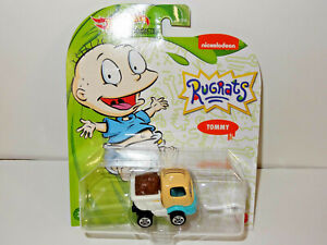 2021 HOT WHEELS NICKELODEON ANIMATION CHARACTER CARS - RUGRATS - TOMMY