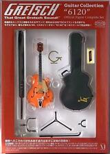 """Guitar Collection """"6120"""" Official Figure Complete Set 1/8 Scale"""